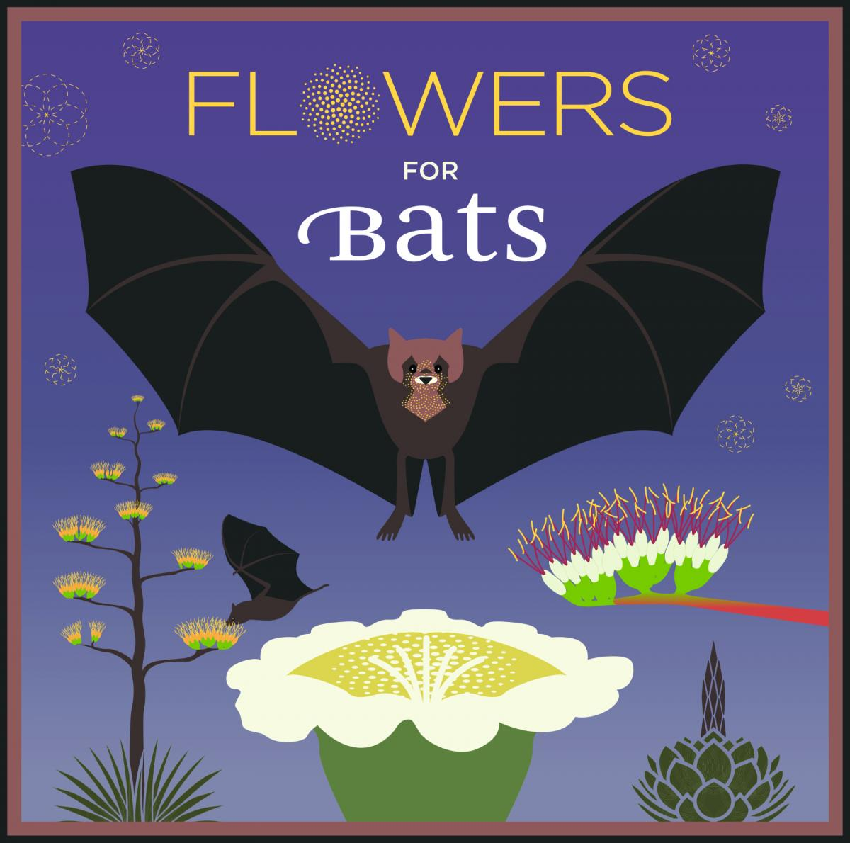 Flowers for Bats Logo